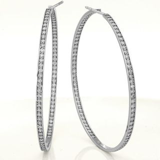 Joseph Schubach Hoop Earrings